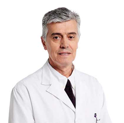 Doctor Alfonso de la Fuente. Instituto Europeo de Fertilidad