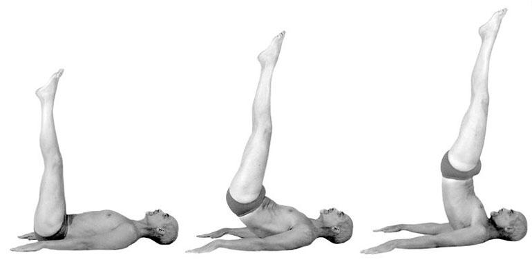 Infertilidad. Yoga para la Fertilidad. Variacion