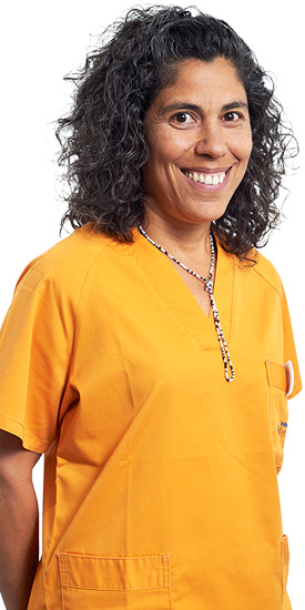 Nereyda Ortiz. Embrióloga, Directora de Laboratorio Instituto Europeo de Fertilida