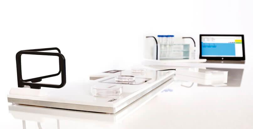 Equipo RI Witness de trazabilidad de muestras en reproducción asistida